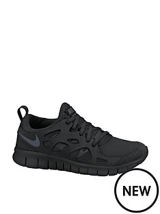 nike-free-run-2-junior-trainers