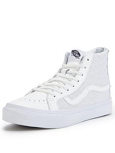 vans-sk8-hi-slim-zip-leather-mono-plimsolls