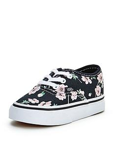 vans-authentic-floral-toddler-plimsolls