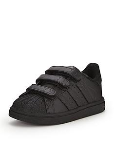 adidas-originals-superstar-foundation-toddler-trainers