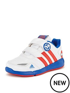 adidas-disney-avengers-lo-cf-junior-captain-america-trainers