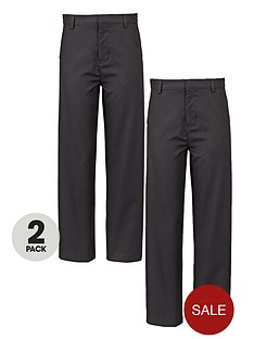 top-class-boys-teflon-coated-coin-pocket-trousers-plus-fit-2-pack