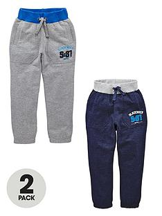 slazenger-little-boys-s81-jog-pants-2-pack