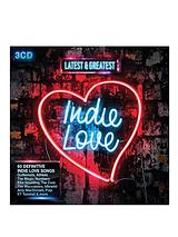 Latest and Greatest Indie Love - CD