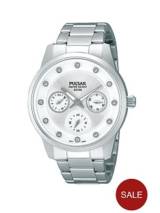 pulsar-stone-set-stainless-steel-chronograph-ladies-watch