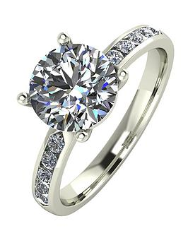 moissanite-9-carat-white-gold-23-carat-solitaire-ring-with-moissanite-set-shoulders