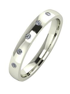 love-diamond-9-carat-white-gold-10-point-5-stone-diamond-cushion-court-wedding-band-3mm