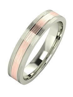 love-gold-9-carat-2-colour-gold-4mm-flat-wedding-band