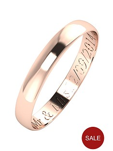 love-gold-personalised-9-carat-rose-gold-d-shaped-wedding-band-3mm