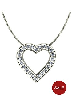 moissanite-premium-collection-9-carat-white-gold-25-point-heart-pendant
