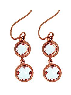 love-gem-rose-gold-plated-silver-cubic-zirconia-earrings