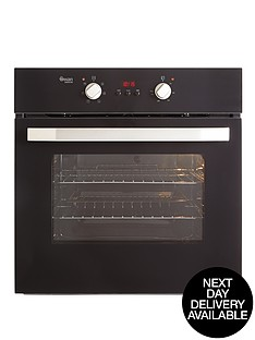 swan-sxb2010b-built-in-single-electric-oven-with-timer-black-next-day-delivery