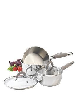 salter-3-piece-colour-collection-pan-set