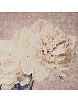graham-brown-cream-petals-fabric-print-wall-art