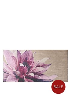 graham-brown-pink-petals-fabric-print-wall-art
