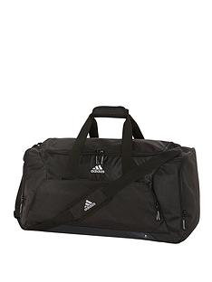 adidas-medium-duffle-bag-blackwhite