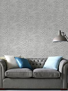 graham-brown-zebra-look-wallpaper-whitegrey