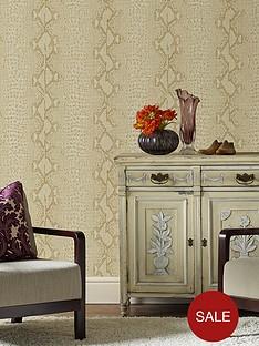 graham-brown-snake-look-wallpaper-whitegold