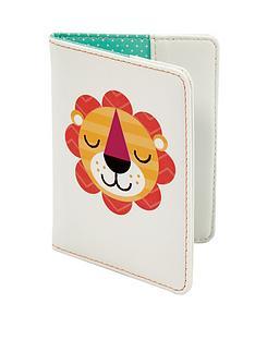 mamas-papas-passport-holder-lion