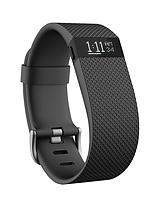 Charge HR + Activity Wristband Large - Black