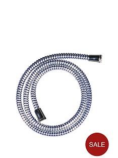 croydex-15m-pvc-shower-hose-chrome