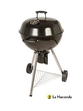 la-hacienda-large-black-kettle-bbq-with-ash-catcher