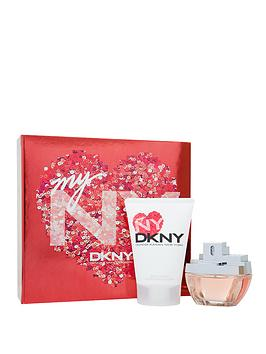 dkny-myny-50ml-edp-body-lotion-and-pouch-gift-set