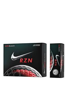 nike-rzn-black-golf-balls