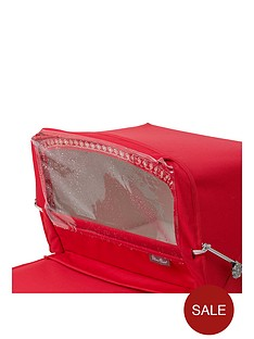 silver-cross-dolls-pram-rain-shield-red