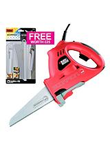 KS890ECN-GB 400-watt Scorpion Saw with Additional FREE 3-Blade Set