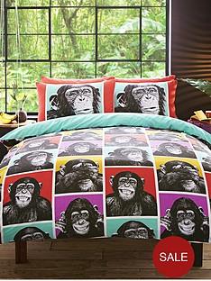 hashtag-bedding-cheeky-monkey-duvet-cover-set-multi