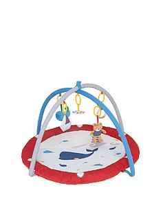 mothercare-whale-bay-playmat