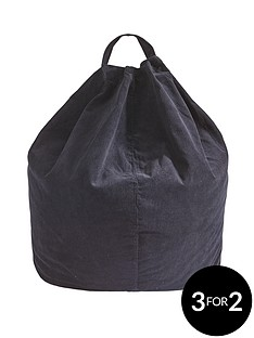 needlecord-bean-bag-6cu-ft-black