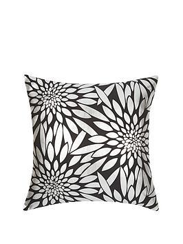 dante-cushion-black-silver