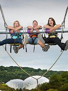 virgin-experience-days-sky-wire-experience-and-gravity-swing-at-the-eden-project
