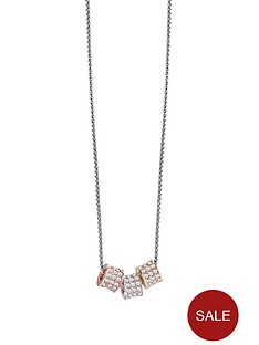 guess-rhodium-goldrose-gold-plated-crystal-charm-necklace