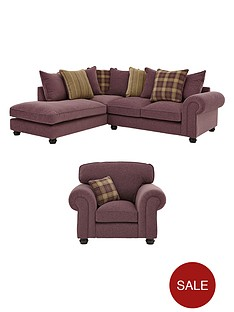 orkney-left-hand-fabric-corner-chaise-sofa-and-armchair-buy-and-save