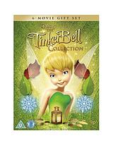TinkerBell 6 Movie Box -DVD