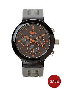 lacoste-borneo-multi-dial-grey-silicone-strap-mens-watch