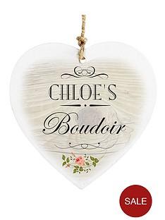 personalised-boudoir-vintage-wooden-heart