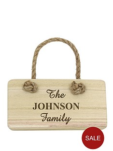 personalised-elegant-family-wooden-sign