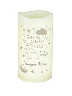 personalised-twinkle-twinkle-led-candle