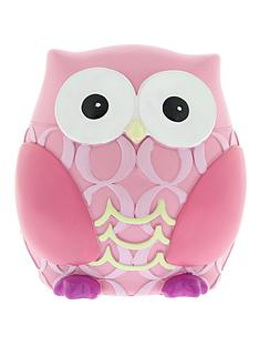 personalised-owl-money-box