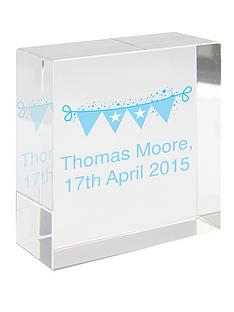 personalised-bunting-new-baby-crystal-token