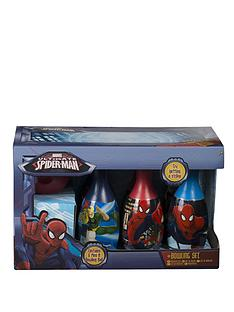 marvel-spiderman-bowling-set