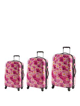 myleene-klass-flower-print-3-piece-luggage-set
