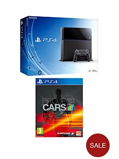 playstation-4-500gb-console-project-cars-licenced-charging-station-free-god-of-war-3-remastered-the-last-of-us-remastered