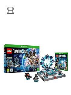 xbox-one-lego-dimensions-starter-pack-71172