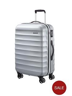 american-tourister-palm-valley-spinner-67-cm-medium-case-metallic-silver