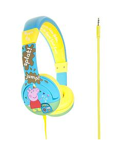 peppa-pig-junior-headphones-muddy-puddles-blue